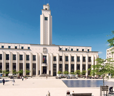 mairie de Villeurbanne