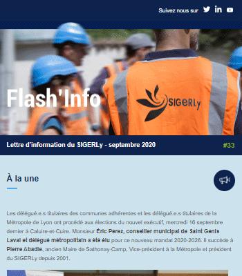 flash info sigerly 33